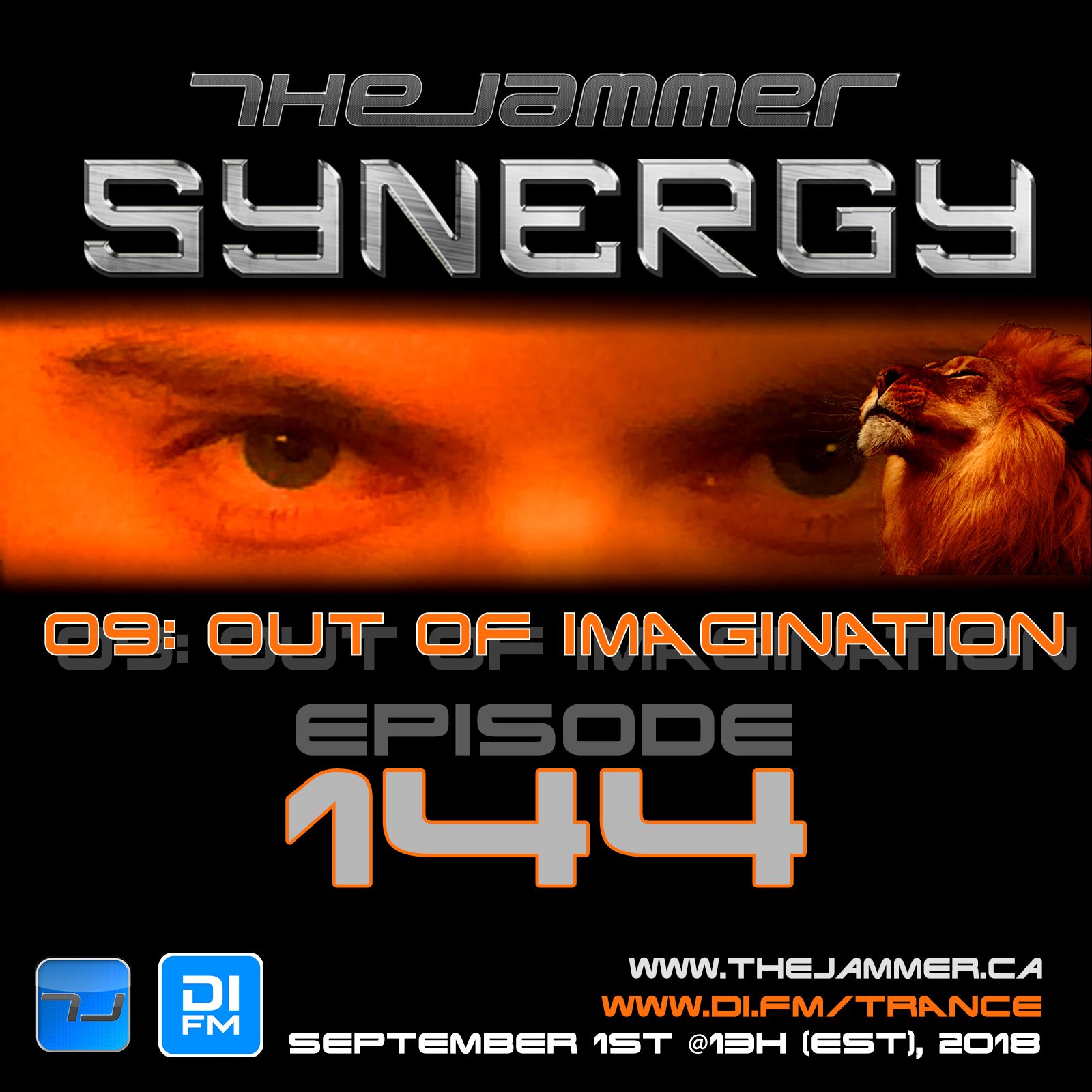 Synergy The Jammer Fm Radio 2018 Podcast 09 Episode 144 Out Of Imagination